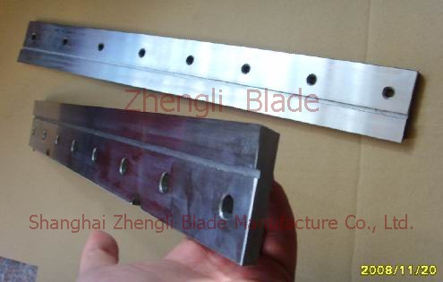 111. STEEL ROLLING, ROLLING MACHINE BLADE,ROLLING KNIFE BLADES Import