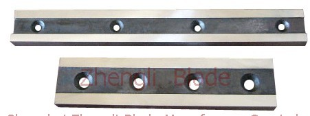 2036. SPECIAL BLADE, CUTTING PLATE MACHINE KNIVES,SHEAR BLADE FOR CUTTING PLATE MACHINE Made
