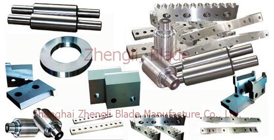 2135. STEEL CUTTING MACHINE KNIFE, STEEL CUTTING KNIFE,REINFORCING STEEL CUTTING MACHINE BLADE Sale