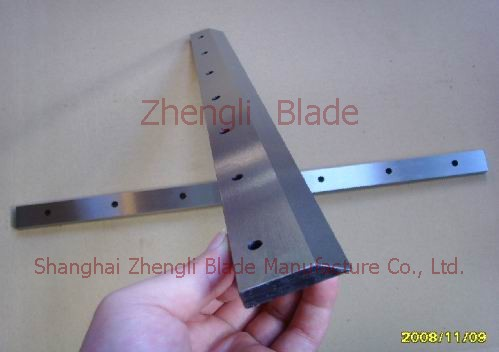 2498. CHIPPER BLADE Manufacturers