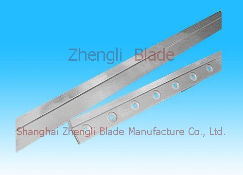 1142. TRANSPARENT PAPER CUTTING GARDEN BLADE, TRANSPARENT PAPER CUTTING GARDEN KNIFE Material