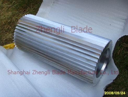 1343. SPECIAL ALLOY HOB, SLOW CRUSHING CUTTER,PLASTIC SLOW CRUSHING BLADE Direct sales