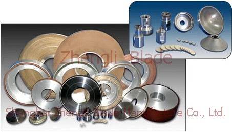 1473. ROUND BLADE GRINDING WHEEL, CIRCLE CUTTER GRINDING WHEEL,THE THIN BLADE GRINDING WHEEL Provide