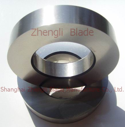 1508. STAINLESS STEEL BLADE, SLITTING STRIP CIRCULAR BLADE,LONGITUDINAL SHEARING STRIP SLITTING BLADE Manufacturers