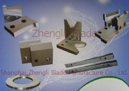 1537. FLYING SHEAR BLADE, FLYING SHEAR MACHINE WITH A BLADE,FLYING SHEAR AND ROLLING STEEL ROLLING SHEAR Raw material