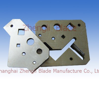 1576. HAICHENG PRODUCTION OF PUNCHING AND SHEARING MACHINE KNIFE BOARD, Q34-16 TYPE PUNCHING MACHINE KNIFE BOARD,BLACK FORGING PUNCHING MACHINE KNIFE BOARD Information