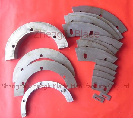 2989. CUTTER, CUTTING TOOL, REWINDING MACHINE ROUND KNIFE,ARC ARC ARC CUTTER Production