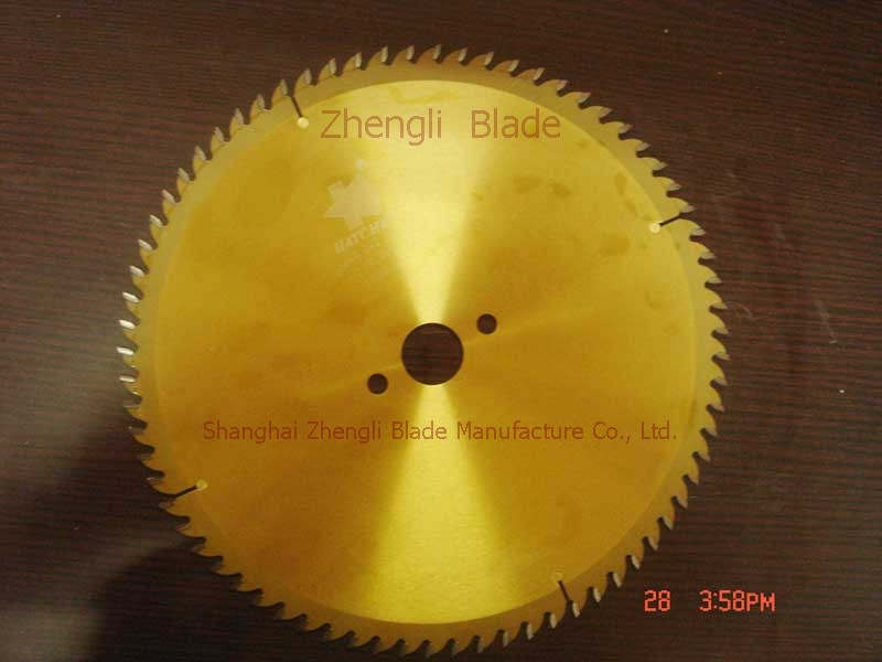 3407. HOT SHEAR CIRCULAR SAW, ALLOY SAW BLADE,TOOL STEEL ULTRA-THIN SAW BLADE Manufacturers