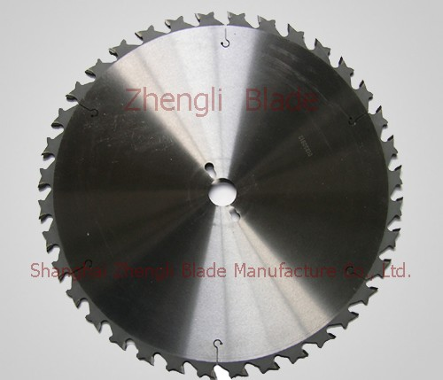 3408. CARBIDE CIRCULAR SAW BLADE MILLING CUTTER, ALLOY SAW BLADE FACTORY,DIAMOND SAW BLADE Picture