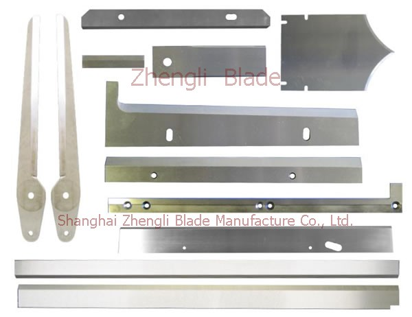 3637. CCMT WIPER BLADE, PACKAGING MACHINE SPENT KNIFE,HACKSAW CRUSHING PAPER CUTTER Round blade