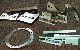 4363. ALUMINUM SHEET SLITTING BLADE ROUND-CUT KNIFE, ALUMINUM SKIN,BENDING MACHINE FILLET DIE Price