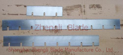 4408. SAW BLADE, LONG SERRATED KNIFE, SERRATED KNIFE,CIRCULAR KNIFE Picture