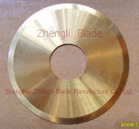 4507. THE PROTECTIVE HACKSAW ROUND-CUT BLADE, TITANIUM BLADE,TAIWAN ROUND KNIFE CUTTING MACHINE Find