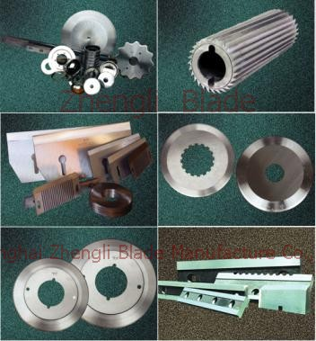 4572. ULTRAFINE GRINDER BLADE, STRONG CRUSHING BLADE,REWINDING PERFORATING KNIFE SET Manufacturing